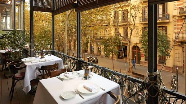 Terraza - Alba Granados, Barcelona