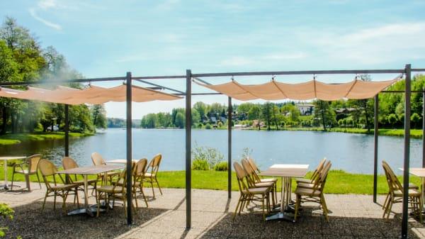 la terrasse - Les Amis du lac, Haspelschiedt