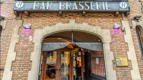 Entrée - Windsor Bar Brasserie, Saint-Quentin