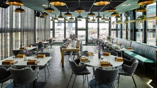 Wolf Atelier i Amsterdam Restaurangens meny, öppettider