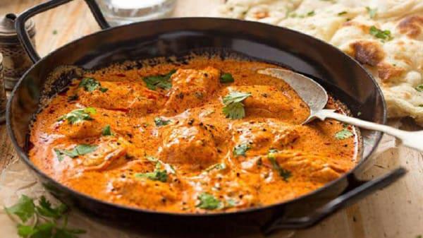 Consigli dello chef - Moon Indian, Palermo