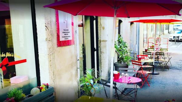 Terrasse - Le Temps d'une Tartine, Vienne