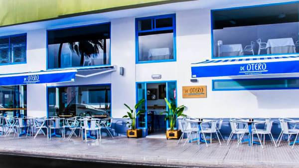 Vista terraza - De Otero - Bar & Restaurante, Cádiz