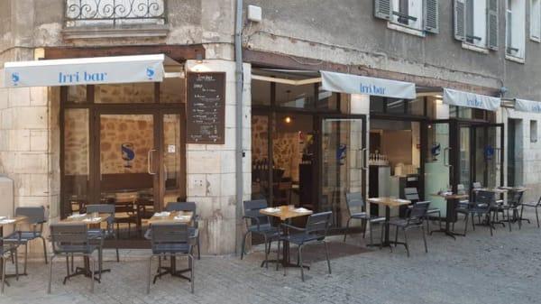 Vue de la salle - Irri Bar, Bayonne