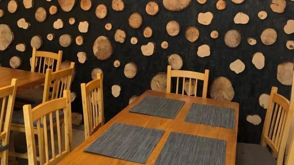 Cozinha Afetiva Restaurante e Sushi Bar, Silveira