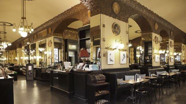 vista sala 1 - Antico Caffè San Marco, Trieste