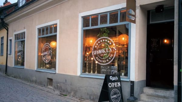 Brooklyn Burgers & Bar, Visby
