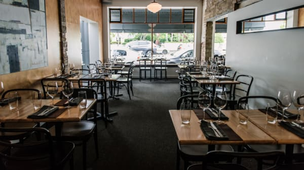 Restaurant - The Herring Room, Manly (NSW)
