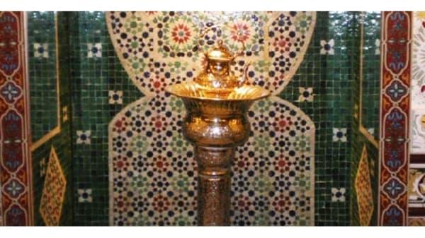 Détail de décoration - Maroc en Yvelines, Bougival