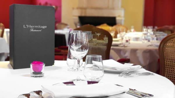 Vue de la salle - Le H - Restaurant by Hermitage Gantois, Lille