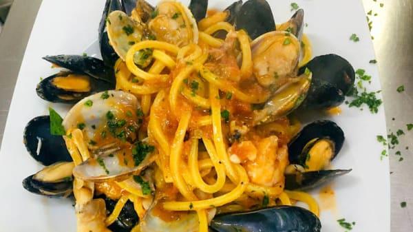 Suggerimento dello chef - La Pescheria Patarini, Formello