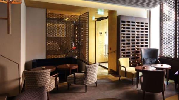 The Quilon Restaurant, London