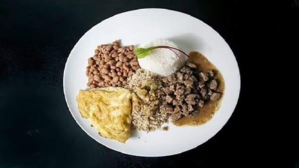 Sugestão prato - Glacê Flores & Cozinha, São Paulo
