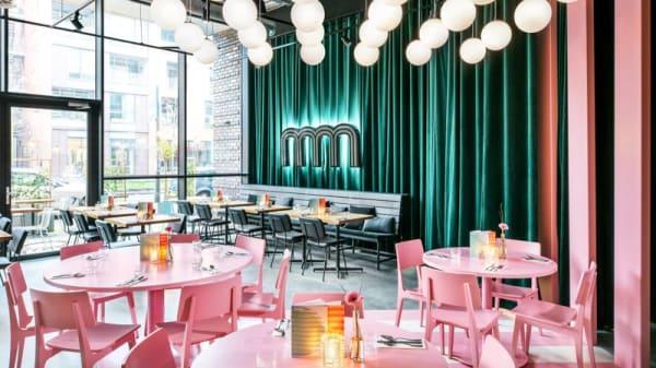 Restaurant overzicht - The Commons Groningen, Groningen