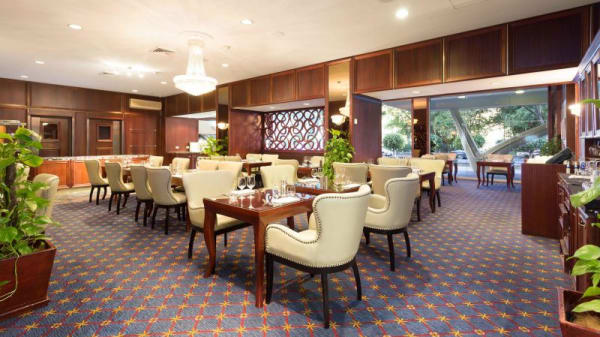 The Walnut Restaurant & Lounge Bar, Brisbane (QLD)