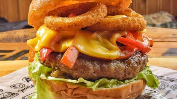 Viu Burger Bar, Cali