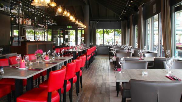 Het restaurant - De Verborgen Parel, Huizen