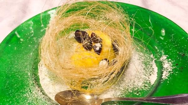 suggerimento dello chef - Osteria alla Frasca da Pier, Pordenone
