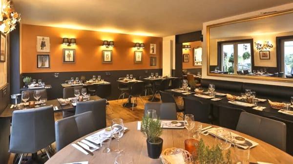 Salle du restaurant - O Liban, Ixelles