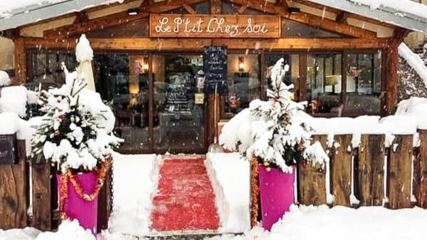 Restaurant - Le P'tit Chez Soi, Tende