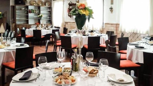 Comedor - RESTAURANTE LAS VIÑAS DE MURCIA, Murcia