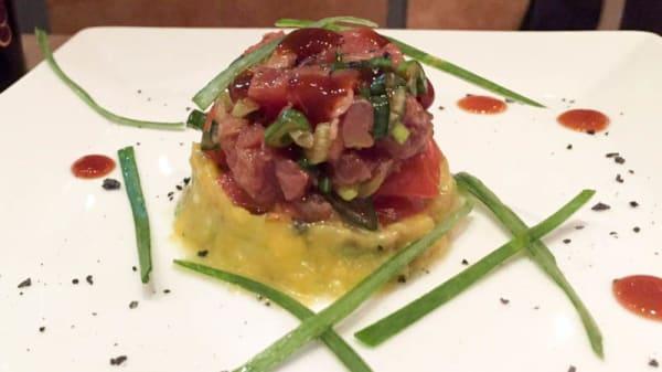 Sugerencia del chef - Majo Restaurante, Murcia