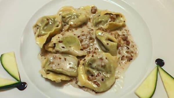 Suggerimento dello chef - Retrògusto, Maranello