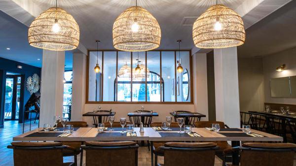 Salle de restaurant - Bistrot Gourmet, Gravelines