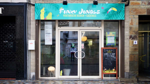 Entrance - Funky Jungle, Malines