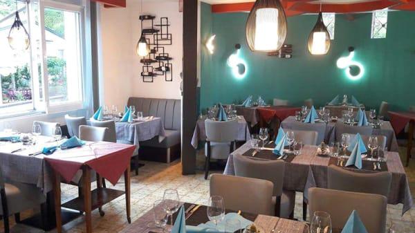 Salle du restaurant - Cambuse - Vétroz, Vétroz