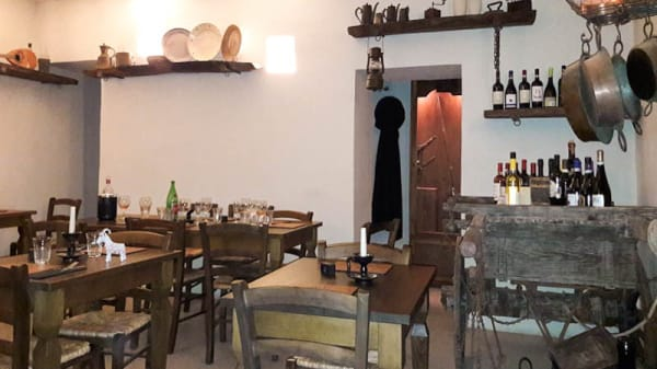 Interno - Ninco Nanco Osteria, Cava de' Tirreni