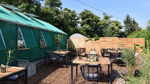 The Greenhouse - pop-up restaurant, Brissago