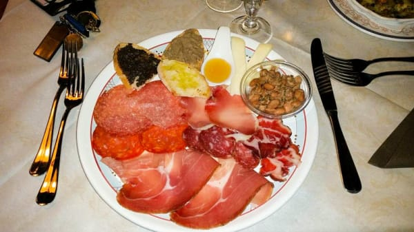 Suggerimento dello chef - Romantica Pucci, Bagnoregio