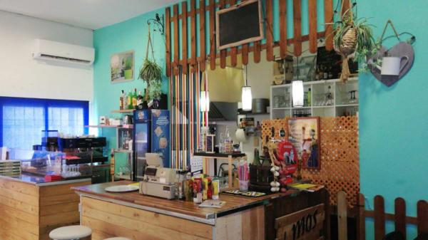 Vista del interior - Pizzeria el mos, Vila-Sana
