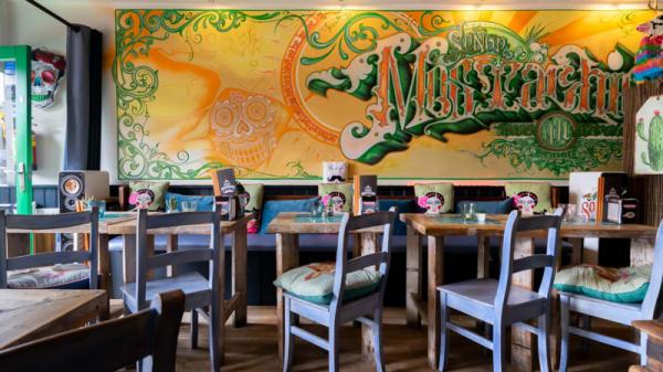 Restaurant - Señor Mostachio, Amsterdam