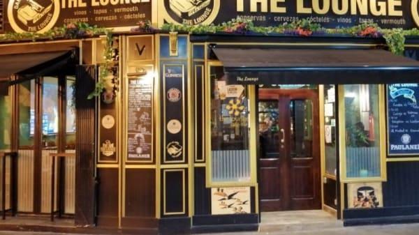 Entrada - The Lounge, Valencia