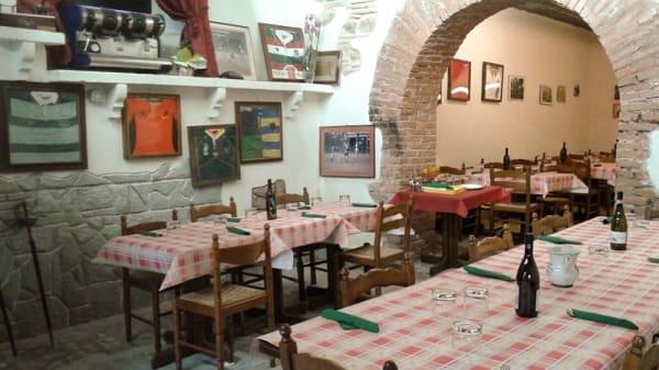 Interno - Il Borgo degli Artisti, Frascati