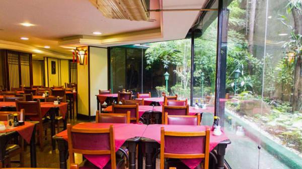 Sala - Jasmim Chinese Cuisine, São Paulo