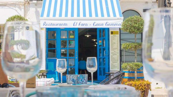 El Faro Casa Gemma - Les Cases, Les Cases d'Alcanar