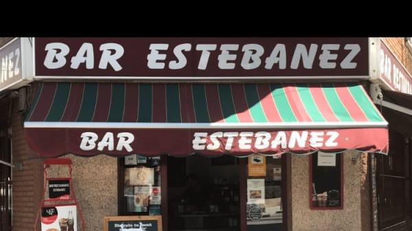 Entrada - Estebanez, Madrid
