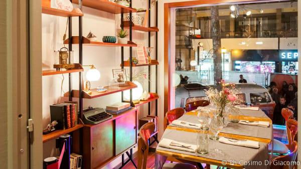 Sala del ristorante - Stairs Diner, Naples