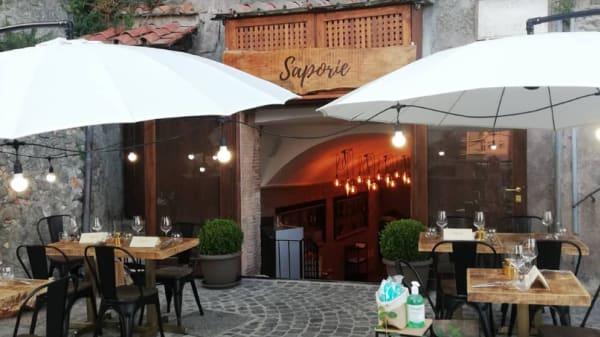 Saporie, Bracciano