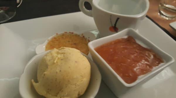 Dessert - Chada Cuisine Thaï, Rennes