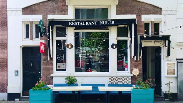 Nul10 voorzijde - Nul10, Rotterdam