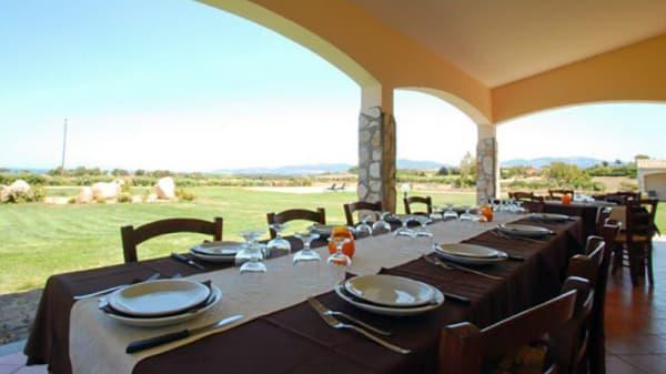 Cena Vista Mare - Agriturismo Tenute Costadoria, Valledoria