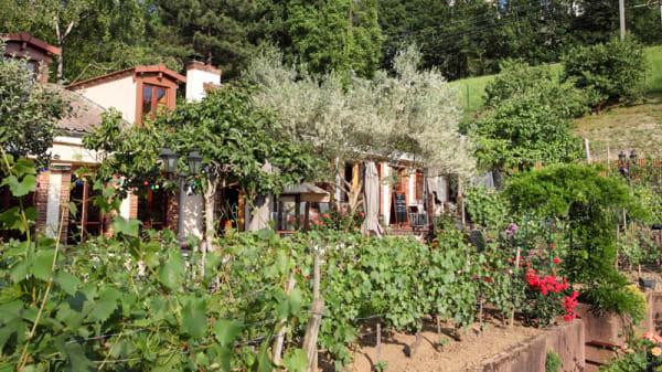 La terrasse le jour - Issy Guinguette, Issy-les-Moulineaux