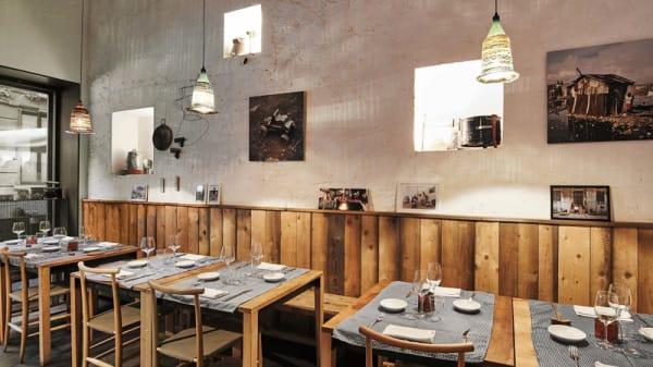 Sala del ristorante - 28 posti, Milan