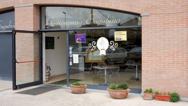 Esterno - Gastronomia Eugubina, Gubbio