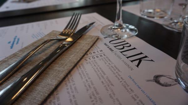 Publik - Publik mat och bar, Lysekil