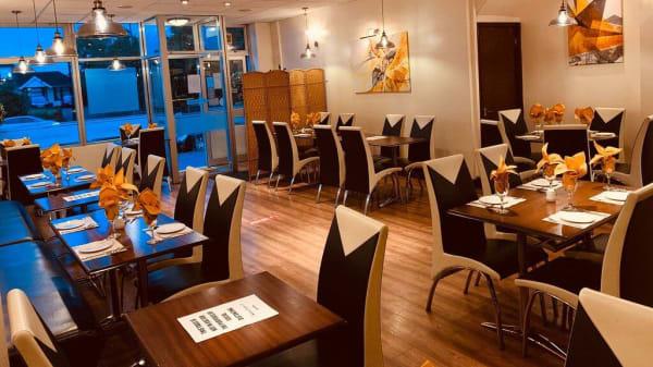 Room - Millenium restaurant, Birmingham